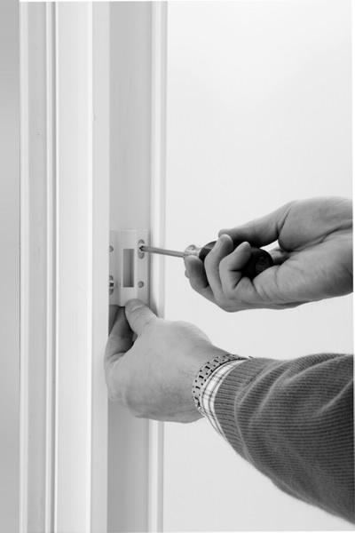Difficulty Locking Vinyl Sliding Patio Door