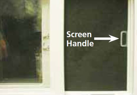 pella sliding windows pella proline if your screen has handle use the removalreplacement instructions for pella impervia 2003 current sliding window removingreplacing screens from windows
