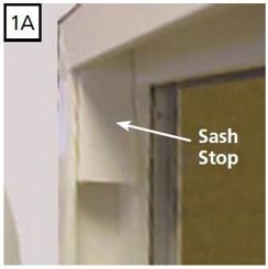 Removing Replacing Sash On Pella Vinyl Single Hung Window S